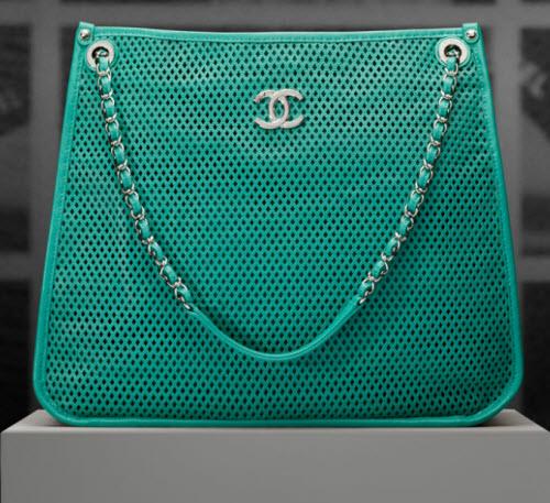 Chanel spring summer 2013 handbag