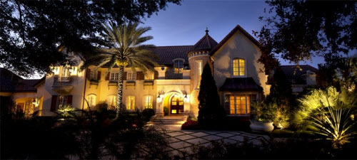 French Provincial Estate in Windermere Florida 2