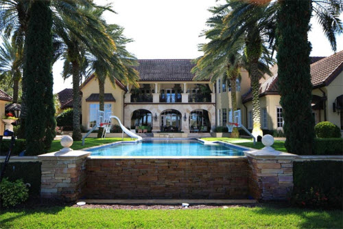 French Provincial Estate in Windermere Florida 4