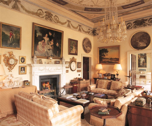 Majestic Historic Manor in Ireland 4