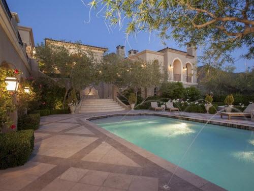 $13.9 Million Mediterranean Estate in Scottsdale Arizona 12