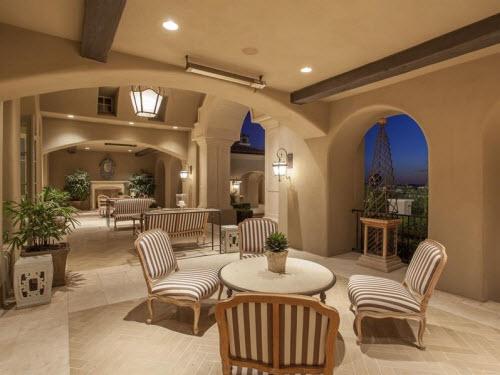 $13.9 Million Mediterranean Estate in Scottsdale Arizona 14