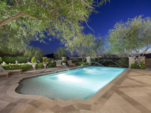 $13.9 Million Mediterranean Estate in Scottsdale Arizona 15