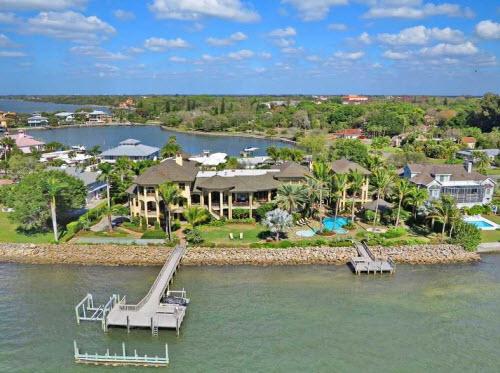 $14.9 Million Grand Mansion in Sarasota Florida 11