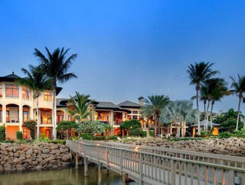 $14.9 Million Grand Mansion in Sarasota Florida 3