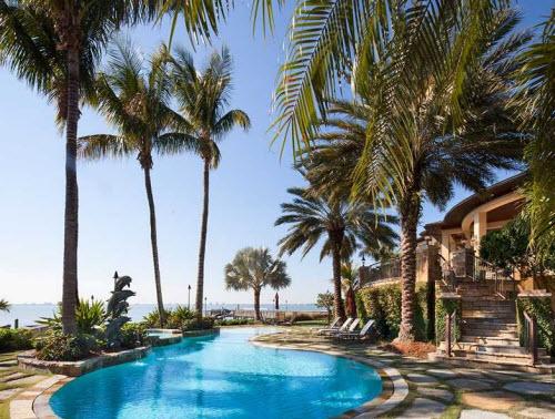 $14.9 Million Grand Mansion in Sarasota Florida 4