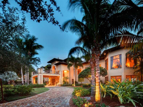 $14.9 Million Grand Mansion in Sarasota Florida
