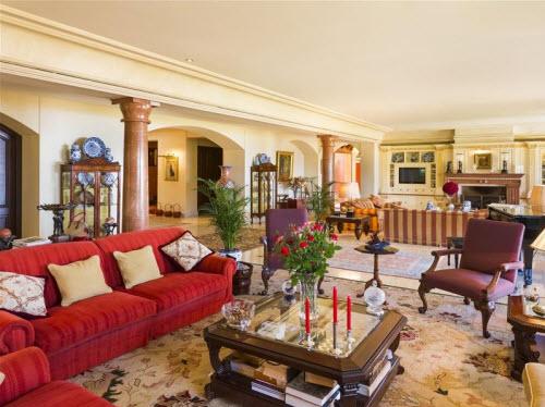 $18 Million Prestigious Mediterranean Villa in Spain 2