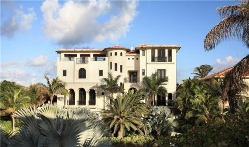 $19.5 Million Stylish Ocean-to-Intracoastal Mansion in Florida 2