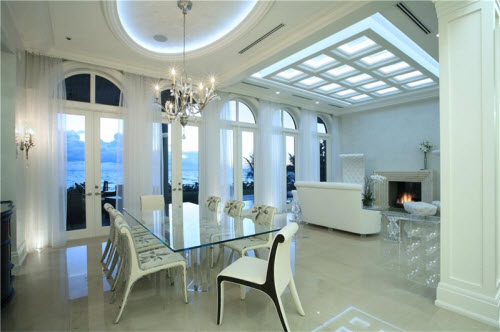 $19.5 Million Stylish Ocean-to-Intracoastal Mansion in Florida 3