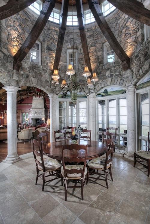 $19.5 Million Upton Pyne Estate in Bernardsville New Jersey 11