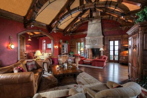 $19.5 Million Upton Pyne Estate in Bernardsville New Jersey 12
