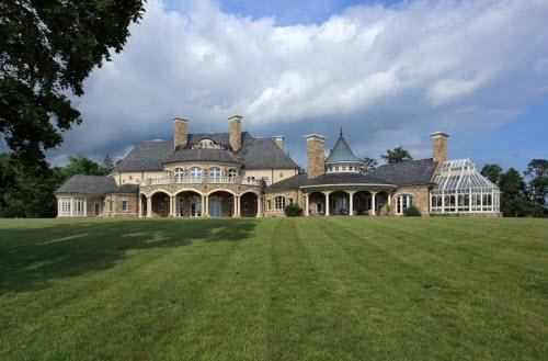 $19.5 Million Upton Pyne Estate in Bernardsville New Jersey 15