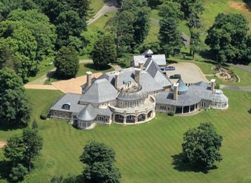 $19.5 Million Upton Pyne Estate in Bernardsville New Jersey 18