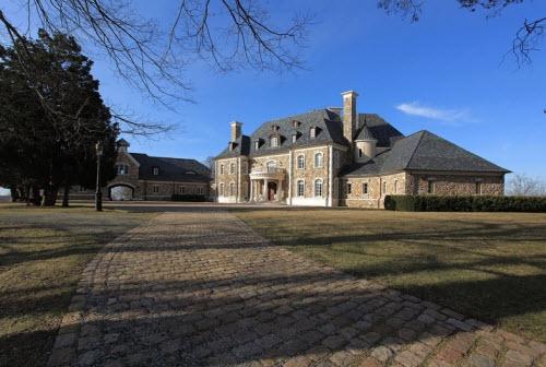 $19.5 Million Upton Pyne Estate in Bernardsville New Jersey 2