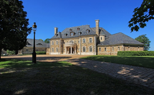 $19.5 Million Upton Pyne Estate in Bernardsville New Jersey 3