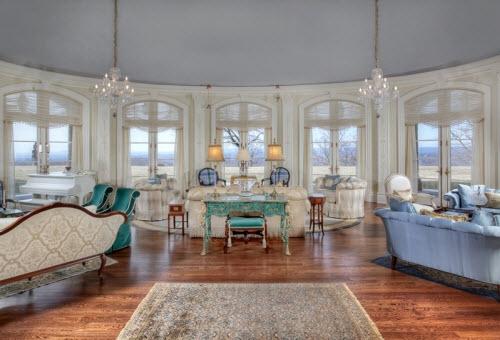 $19.5 Million Upton Pyne Estate in Bernardsville New Jersey 7