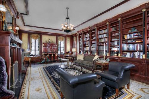 $19.5 Million Upton Pyne Estate in Bernardsville New Jersey 9