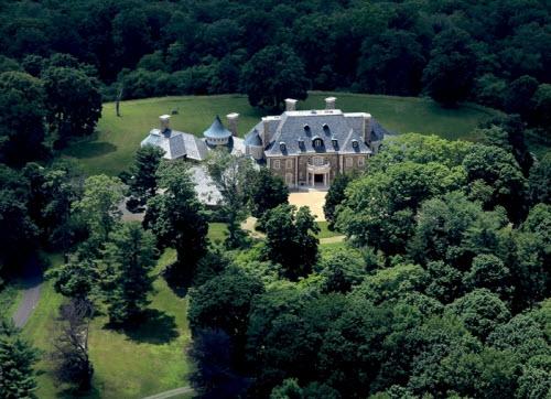 $19.5 Million Upton Pyne Estate in Bernardsville New Jersey