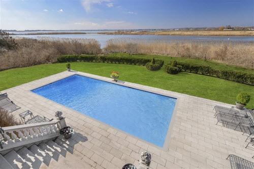 $19.9 Million Gated Mediterranean Mansion in Bridgehampton New York 3