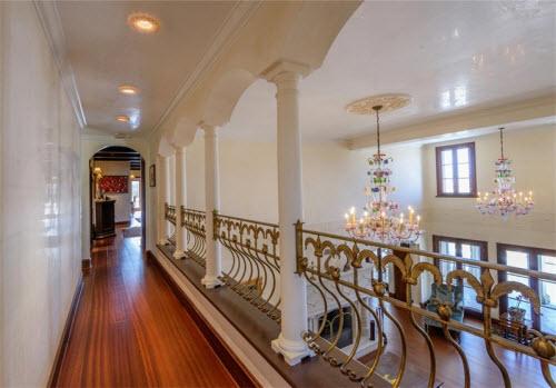 $19.9 Million Gated Mediterranean Mansion in Bridgehampton New York 6