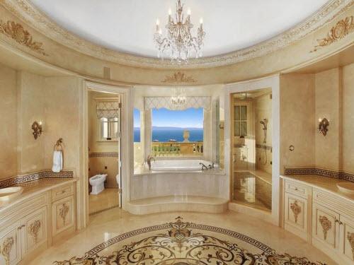 $22.8 Million Ocean View Mansion in California 12