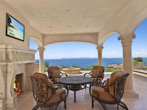 $22.8 Million Ocean View Mansion in California 19