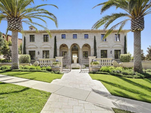 $22.8 Million Ocean View Mansion in California 3