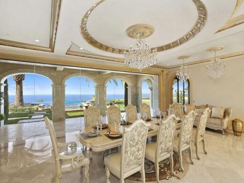 $22.8 Million Ocean View Mansion in California 6