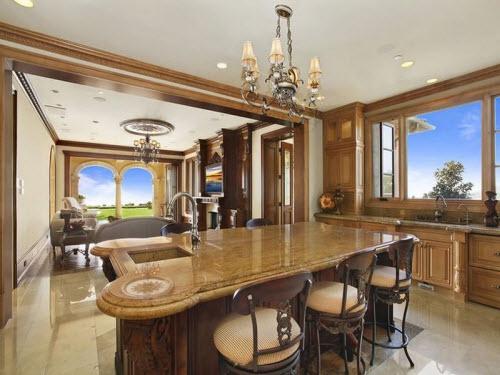 $22.8 Million Ocean View Mansion in California 8