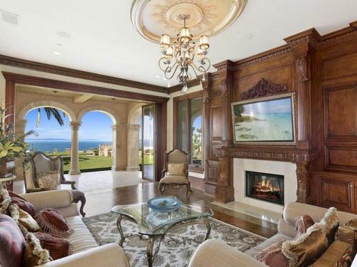 $22.8 Million Ocean View Mansion in California 9