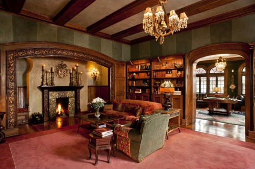 $29.9 Million Spectacular Mansion in Englewood New Jersey 8