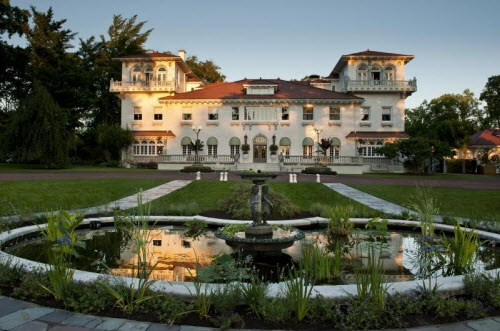 $29.9 Million Spectacular Mansion in Englewood New Jersey