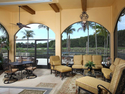 $3.1 Million Mediterranean Estate in Naples Florida 7