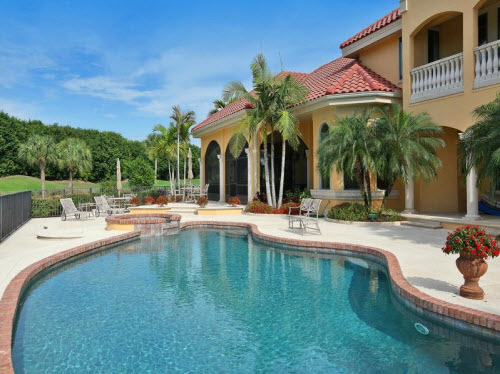 $3.1 Million Mediterranean Estate in Naples Florida 9