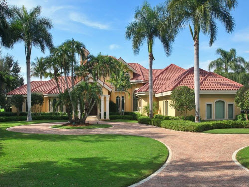 $3.1 Million Mediterranean Estate in Naples Florida
