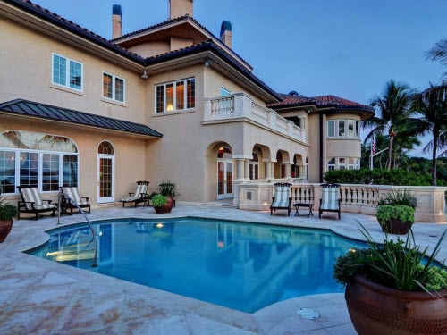 $32.5 Million Oceanfront Mansion in Manalapan Florida 16