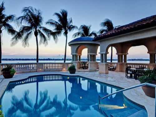 $32.5 Million Oceanfront Mansion in Manalapan Florida 17