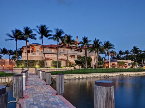 $32.5 Million Oceanfront Mansion in Manalapan Florida 19