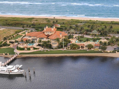 $32.5 Million Oceanfront Mansion in Manalapan Florida 2