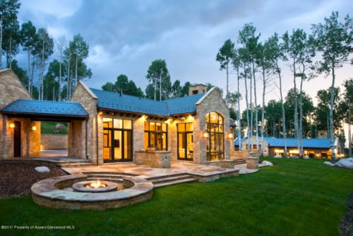 $38 Million Impressive Estate in Aspen Colorado