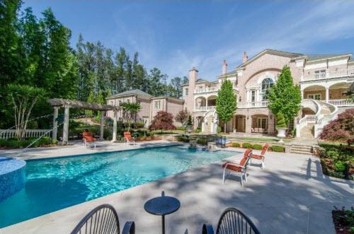 $5.75 Million Classic Estate in Roswell Georgia 14