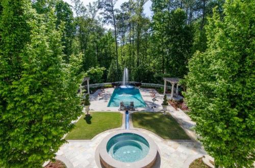 $5.75 Million Classic Estate in Roswell Georgia 15