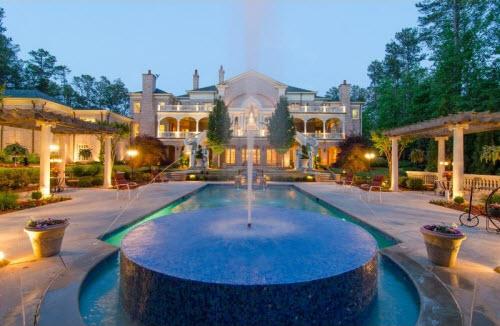 $5.75 Million Classic Estate in Roswell Georgia 16
