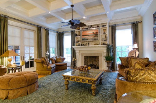 $5.75 Million Classic Estate in Roswell Georgia 8