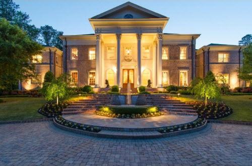 $5.75 Million Classic Estate in Roswell Georgia