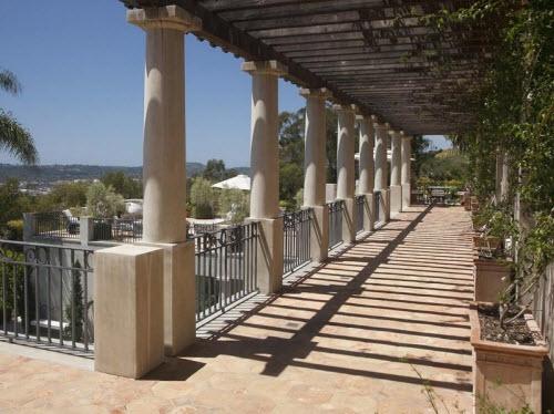 $57.7 Million Grand Mansion in Santa Barbara California 11