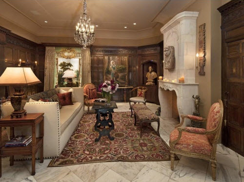 $57.7 Million Grand Mansion in Santa Barbara California 3