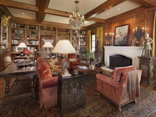 $57.7 Million Grand Mansion in Santa Barbara California 7