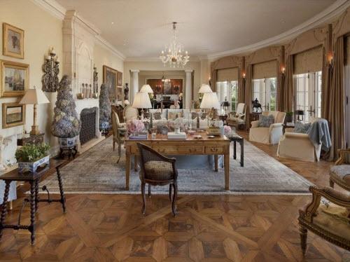 $57.7 Million Grand Mansion in Santa Barbara California 8